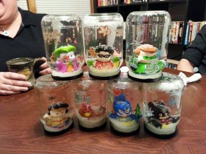 See? Snowglobes.